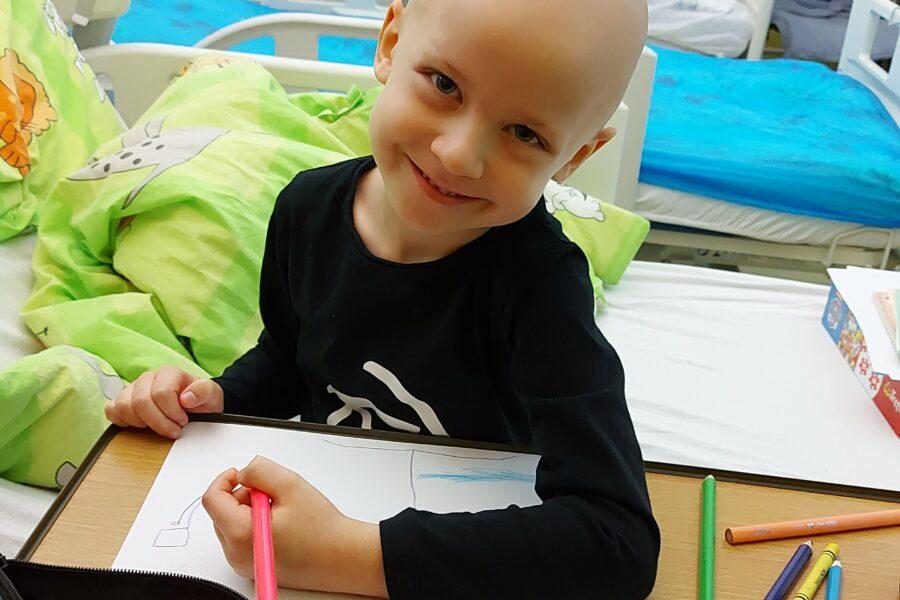 Kvapka krvi 2021 pomôže pacientom detskej onkológie aj deťom v DFN Košice